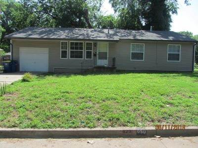 Stillwater Single Family Home For Sale: 823 S McFarland