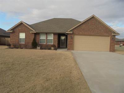 Perkins OK Single Family Home For Sale: $191,900