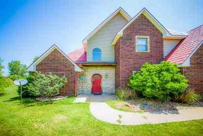 Stillwater Single Family Home For Sale: 1624 N Hightower Street