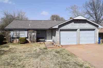 Stillwater Single Family Home For Sale: 904 E Will Rogers