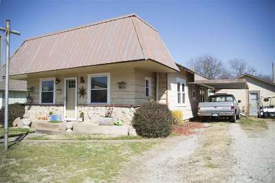 Stillwater Single Family Home For Sale: 1407 S Main Street