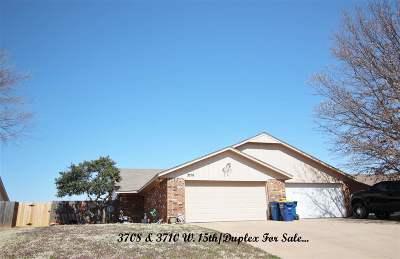 Stillwater Multi Family Home For Sale: 3708 W 15th Avenue