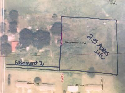 Perkins Residential Lots & Land For Sale: E Knipe Street