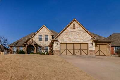 Stillwater Single Family Home For Sale: 3606 S Woodstone Drive