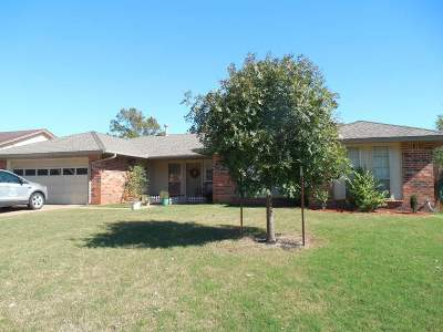 Stillwater Single Family Home For Sale: 1801 S Berkshire Drive