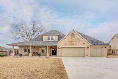 Stillwater Single Family Home For Sale: 4611 W Country Club Drive