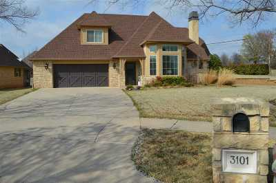 Stillwater Single Family Home For Sale: 3101 N Madison Court