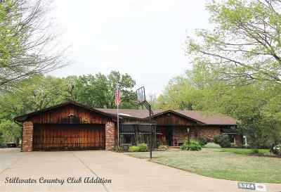 Stillwater Single Family Home For Sale: 5324 W Country Club Drive