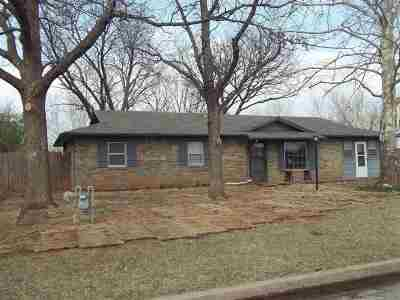 Stillwater Single Family Home For Sale: 312 W 29th