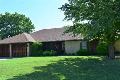 Stillwater OK Single Family Home For Sale: $235,000