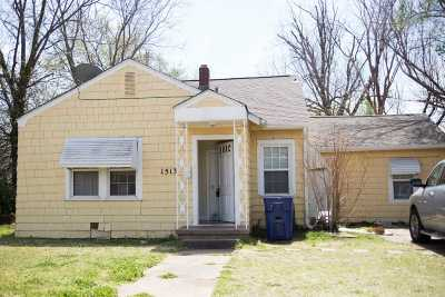 Stillwater Single Family Home For Sale: 1513 W Admiral Avenue