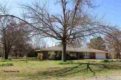 Stillwater OK Single Family Home For Sale: $192,000