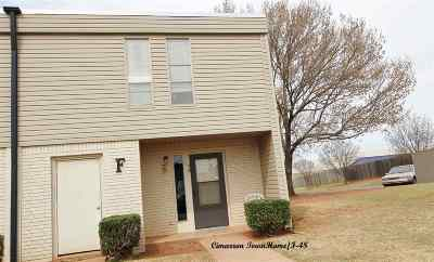 Stillwater OK Condo/Townhouse For Sale: $55,000