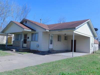 Stillwater OK Single Family Home For Sale: $82,500