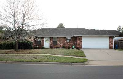 Stillwater Single Family Home For Sale: 2120 S August Street