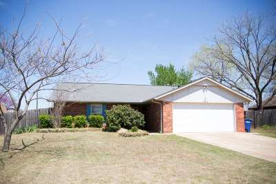 Stillwater Single Family Home For Sale: 1424 E Will Rogers Drive