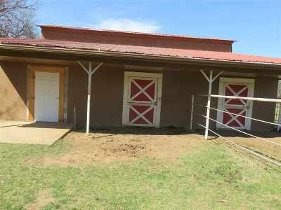 Cushing Residential Lots & Land For Sale: 3501 N Norfolk