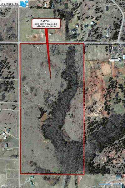 Stillwater Residential Lots & Land For Sale: S Sangre Road