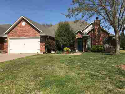 Perkins Single Family Home For Sale: 1604 Fairway