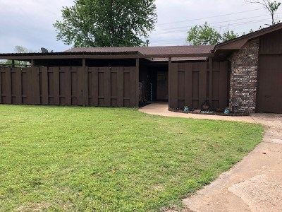 Stillwater Single Family Home For Sale: 4101 W 18th Avenue