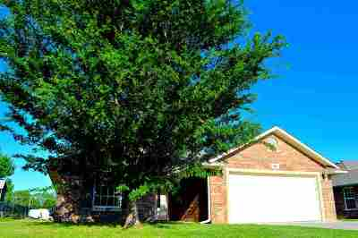 Perkins OK Single Family Home For Sale: $173,900
