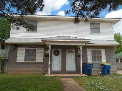 Stillwater Multi Family Home For Sale: 910 & 912 W McElroy Road