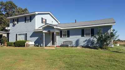 Carney Single Family Home For Sale: 820264 S 3390 Road