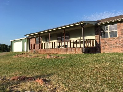 Perkins OK Single Family Home For Sale: $220,000