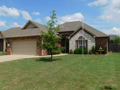 Stillwater OK Single Family Home For Sale: $192,000