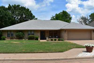 Stillwater Single Family Home For Sale: 1004 W Brooke Ave.