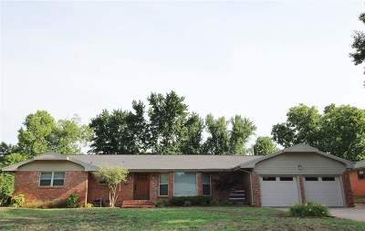 Stillwater Single Family Home For Sale: 1001 W Will Rogers Drive