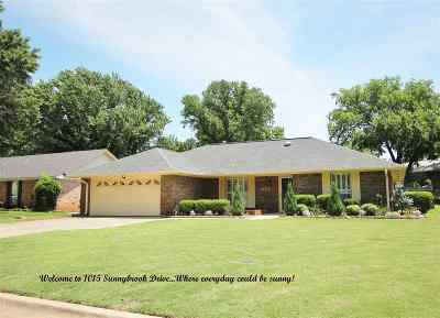 Stillwater Single Family Home For Sale: 1015 N Sunnybrook Drive
