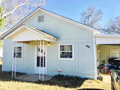 Perkins OK Single Family Home For Sale: $93,000