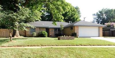 Stillwater Single Family Home For Sale: 708 N Dryden Circle