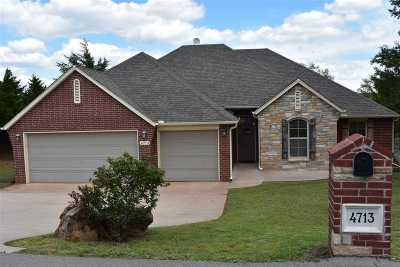 Stillwater OK Single Family Home For Sale: $238,500
