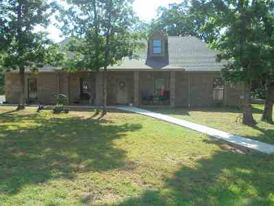 Tryon Single Family Home For Sale: 800318 S 3390 Road