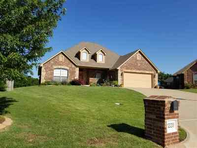 Stillwater Single Family Home For Sale: 1220 Katy Court
