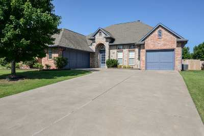 Stillwater Single Family Home For Sale: 2310 S Silverdale Drive