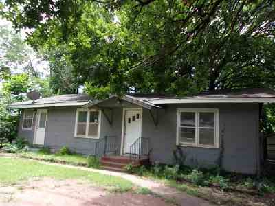 Perkins OK Single Family Home For Sale: $99,000