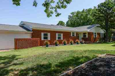 Stillwater Single Family Home For Sale: 3302 W 24th Avenue