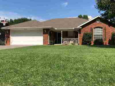 Perkins OK Single Family Home For Sale: $147,000