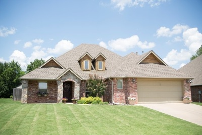 Stillwater Single Family Home For Sale: 2120 E Will Rogers Drive