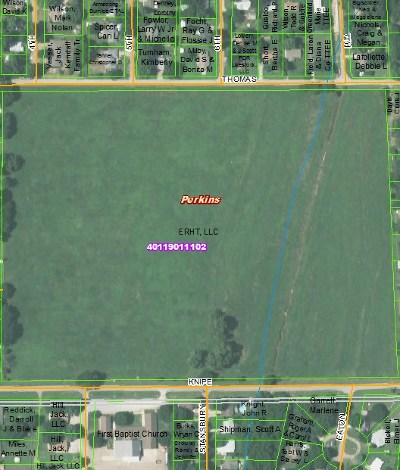 Residential Lots & Land For Sale: E Knipe