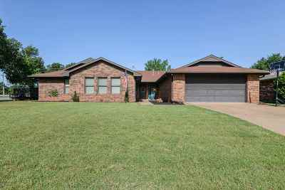 Stillwater Single Family Home For Sale: 1706 S Westridge