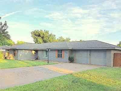 Stillwater Single Family Home For Sale: 1117 W Frances Avenue