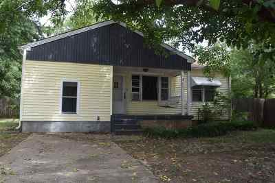 Stillwater Single Family Home For Sale: 411 S Stallard Street