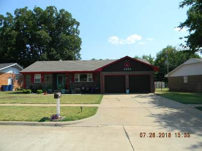 Stillwater Single Family Home For Sale: 1601 E Frontier Drive