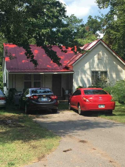 Perkins OK Single Family Home For Sale: $47,000