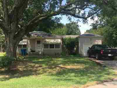 Perkins OK Single Family Home For Sale: $124,000
