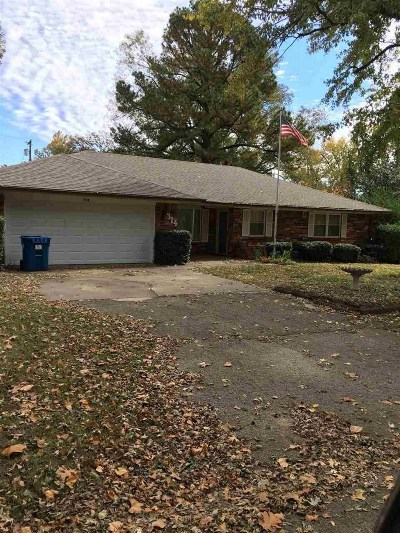Perkins OK Single Family Home For Sale: $149,000